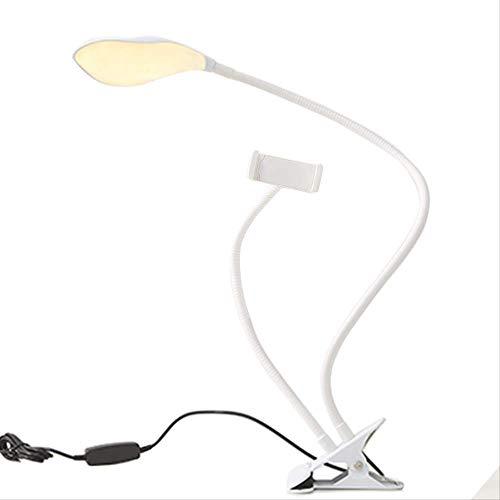 Led-Ständer Komplementiert Tischlampe Usb-Ladetisch Lampe Tischlampe Schöne Weiche Augenschutz Student Desktop-Leselicht