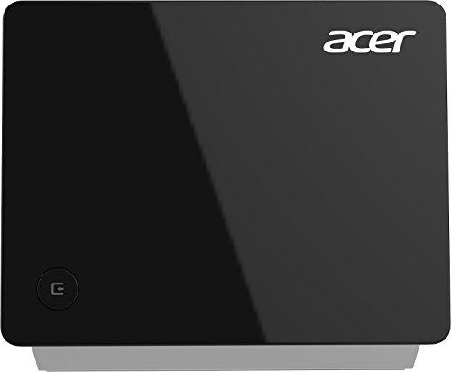 Acer WiGig Dock (kabellose Dockingstation, DisplayPort, HDMI, VGA, USB 3.1, USB 3.0, Wifi, LAN) schwarz
