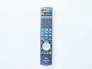 パナソニック Panasonic ブルーレイ・DVDプレーヤー・レコーダー リモコン TZT2Q010920 N2QBYB000013、RFKFBZT830、RFKFBZT820の後継品