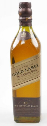 Johnnie Walker Gold Label, 18 Jahre, The Centenary Blend, 0.2 Liter, 40% vol.
