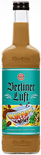 Berliner Luft Kalter Kaffee cremiger Pfefferminzlikör a 0,7l 15% Vol. Schilkin