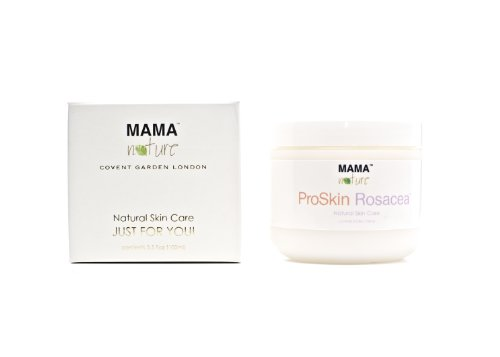 Mama Nature of London ProSkin Rosacea Natural Skin Cream 100ml