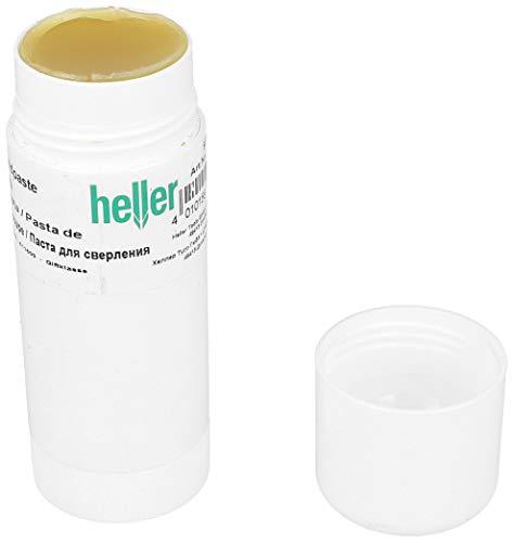 Heller Tools 927 Schneidpaste, bei Arbeiten in Metall, Inhalt: 50g, Bräunlich, 50 g