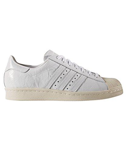 Adidas Superstar 80's, Zapatillas Deportivas para Interior para Mujer, Multicolour, 37 1/3 EU