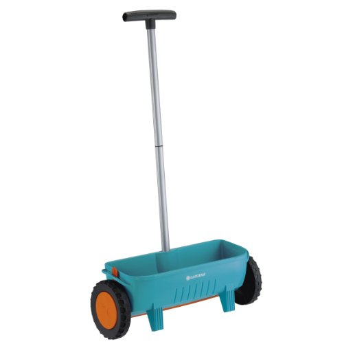 Gardena 430 Classic 17-Inch 2.2 Gallon Drop Spreader 300