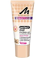 Manhattan CF Perfect Mat Make-Up 77, 1 opakowanie (1 x 25 ml)