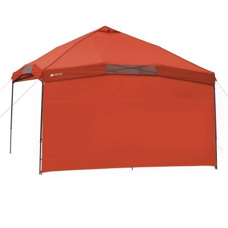 Ozark Trail 12 x 12 Instant Canopy Sun Wall ( Sun Wall Only) (Red)
