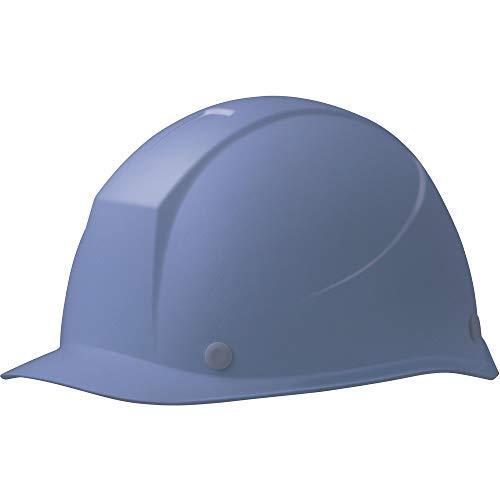 ミドリ安全 ヘルメット 女性用 小サイズ 作業用 FRP製 LSC11F KP付αライナー ブルー #2