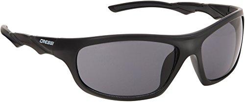 Cressi Oahu / Rocky Premium Sportbrille - Entspiegelt mit 100{415eed85a79ebadbb247fedb8d8ba771f67a66dfd90c0b547246408ecfd8f9c2} UV-Schutz