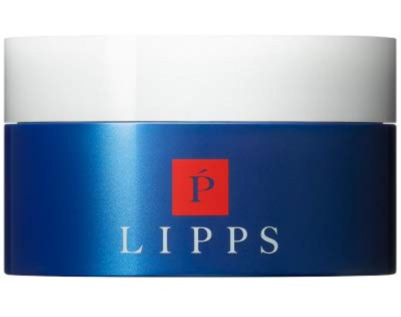バランス墓地ブル【ツヤ感×ウェットな束感】LIPPS L14グロスムーブワックス (85g)