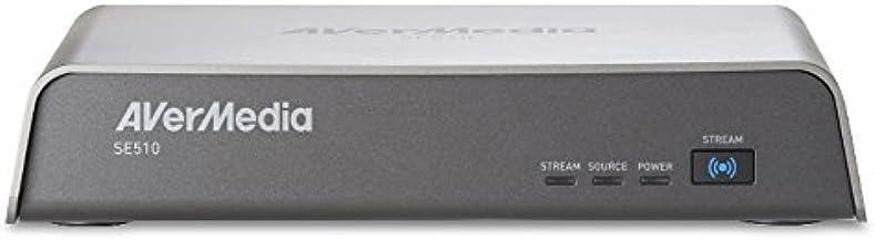 AVerMedia Technology Se510 Portable Live Streaming Solutn