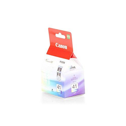 Canon Printbox 0617B001 / CL-41 - Cartucho de tinta para impresora Pixma MP 210 (308 páginas, 12 ml), color cian, magenta y amarillo