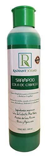 Shampoos De Caballo marca RADIANT XTEND