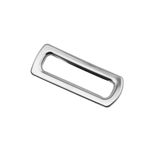 GLEETIEZ Accesorios de Coche, Pegatinas de botón de odógrafo de reinicio de Viaje Interior, para Nissan Qashqai J11 Murano 2014-2017