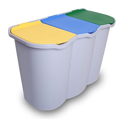 009606 - Papelera de reciclaje