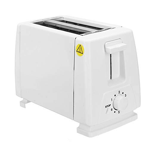zhuao Tostadora Eléctrica, Tostador De Pan Casero, Máquina De Desayuno Automática 110v /1