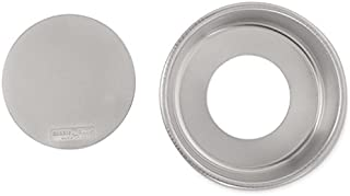 Nordic Ware 47600 Naturals Aluminum Bakeware Cheesecake Pan, Silver