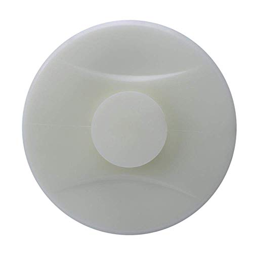Round Silicone Sink Strainer Filter Water Stopper Floor Drain Hair Bathtub Plug Bathroom Kitchen Deodorant Stopper Cleaning tool,type2-bue,Sturdy