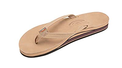 ba51258a3323f Rainbow Sandals Premier Leather Double Stack