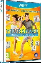 Your Shape Fitness Evolved 2013 WII U by Wii