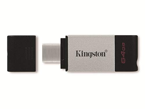 Kingston DataTraveler 80 - DT80/64GB Unidad Flash USB-C 3.2 Gen 1