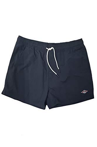 Bear Pantaloncini Corti Boardshort Boxer Mare Costume Bagno SS19 2760390900 Volley Black (36)