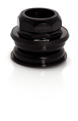 XLC Unisex– Erwachsene Zubehör Steuersatz Semi-integriert HS-I04 1 1/8 Zoll, schwarz, 30.0 mm