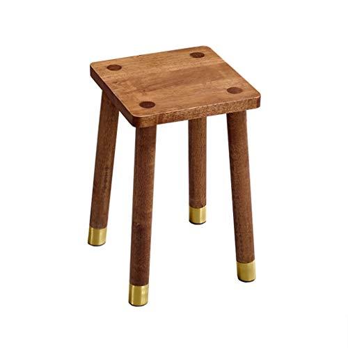 Taburete de ducha de madera maciza saludable, silla de ducha, asiento de baño, taburetes pequeños para cambiar el banco de zapatos, niños adultos mayo