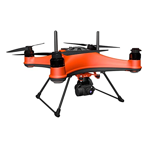 ZSYXM Flying Toy Intelligent Professional Drone Aerial Photography, Flying, Floating, Exploring, Waterproof, Folding, Fishing, Looking for Shooting, Long Battery Life