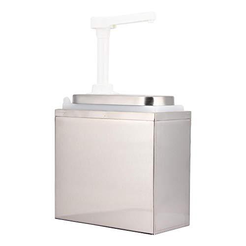 For Sale! Sauce Pump Dispenser, Kitchen Sauce Dispenser Sauce Pump Sprayer Condiment Dispensing Tool...