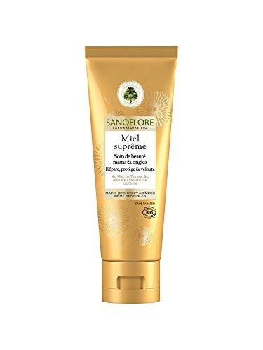 Sanoflore Miel Suprême Soin de Beauté Mains & Ongles Bio 50 ml