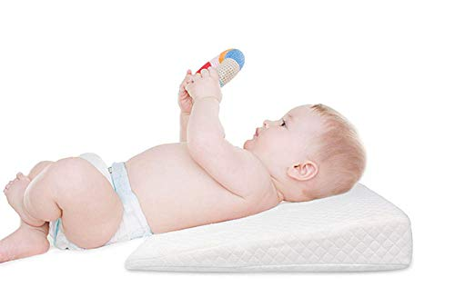 Tiners Anti-Spucke Milch Baby Kissen Triangle Slope Memory Baumwolle Baby Kissen