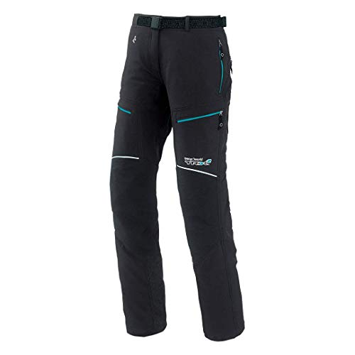 Trango Trx2 Pantalon Femme, Multicolore/214/Negro/Agua, FR (Taille Fabricant : XS)