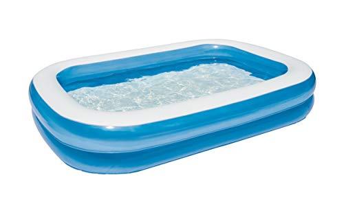 Bestway Family Pool Blue Rectangular - 2