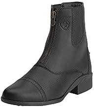 ARIAT Scout Zip Paddock Black 8.5 B (M)
