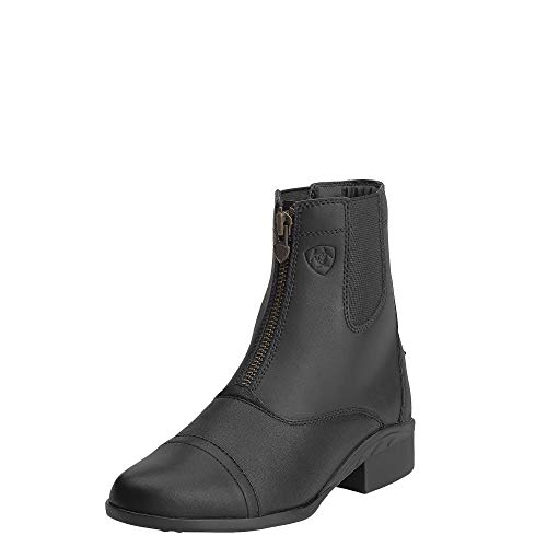 ARIAT Women's Scout Zip Paddock Paddock Boot Black