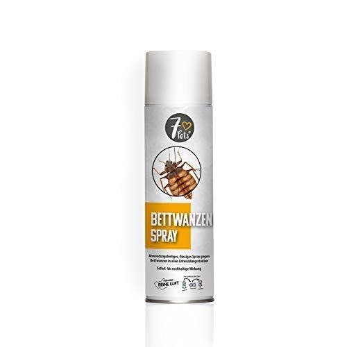 7Pets Bettwanzen Spray - 400 ml