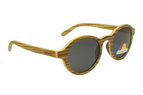 Solis - Gafas de sol - para mujer Marrón marrón talla úni