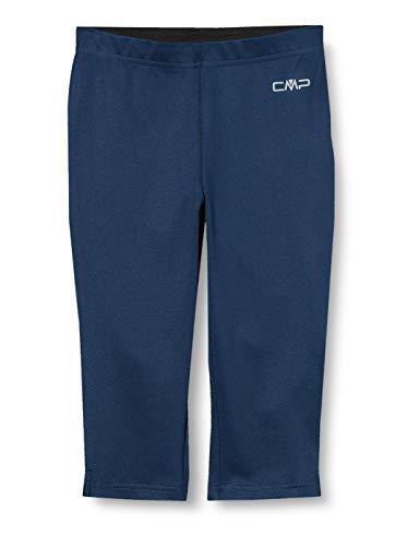 CMP Mädchen Capri Hosen 30C7185, Blue, 164