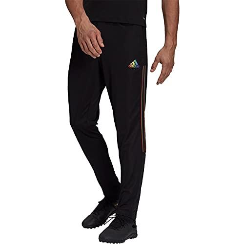 adidas Tiro Track Pant Pride Pantaloni, Nero, S Uomo
