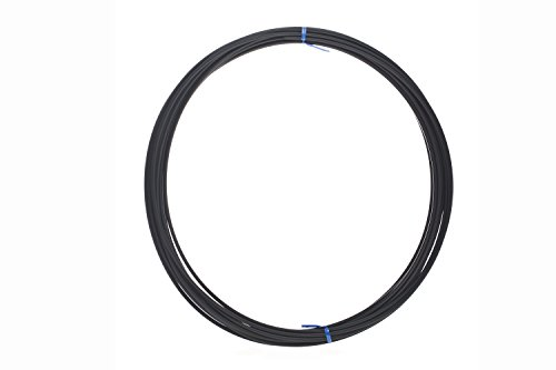 Shimano 6Y198010 - Rollo Funda Cambio 10 M Ot-Sp41 4 Mm, color negro