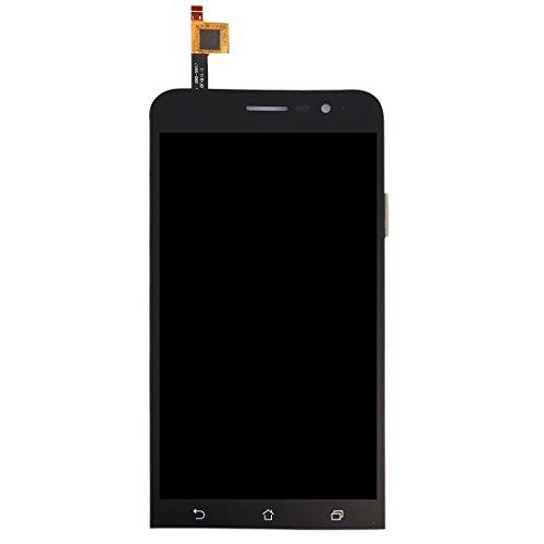 Zhangl Pantalla LCD del teléfono móvil para ASUS Zenfone Go 5 Pulgadas / ZB500KL Pantalla LCD Asamblea de Pantalla táctil digitalizador Pantalla LCD (Color : Black)