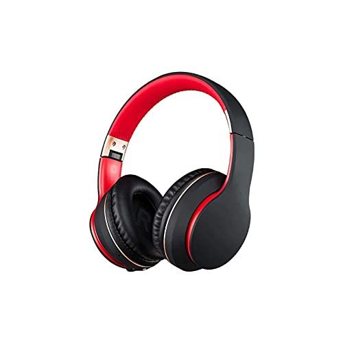 WGLL Auriculares de Videojuegos, Auriculares con Exceso de Audio de Juego con micrófono para Ordenador Personal Xbox uno PS3 PS4, Confort EARPULTFUS/Ruido Cancelando el Sonido de MICSURLOUND