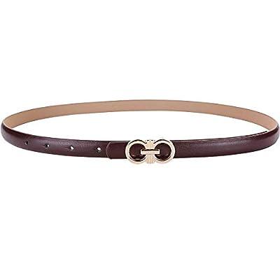 Leather Belt For Women Buckle Belt Designer Belt For Dresses Fashion Casual Wild