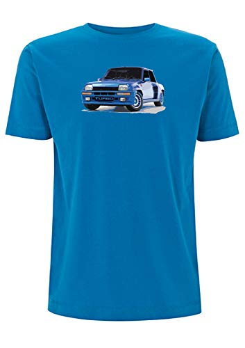 Renault 5 GT Turbo Graphic T-shirt, choice of colours