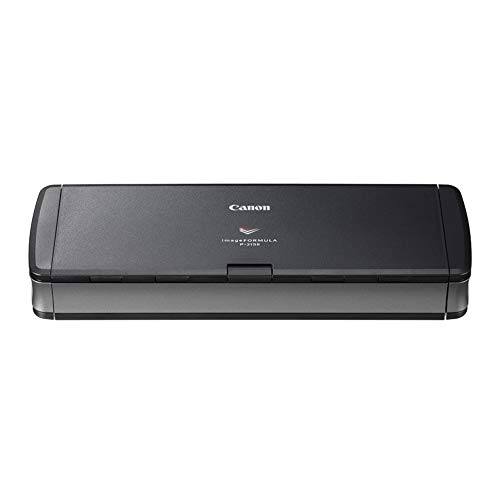 Canon ImageFORMULA P-215II Mobile Document...
