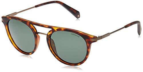 Polaroid PLD 2061 S Gafas de Sol, Marrón (Matt HVNA), 50 para Mujer