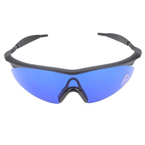 DAUERHAFT Gafas de Bola portátiles y duraderas de tamaño pequeño, diseñadas para Ayudar a Encontrar Bolas perdidas