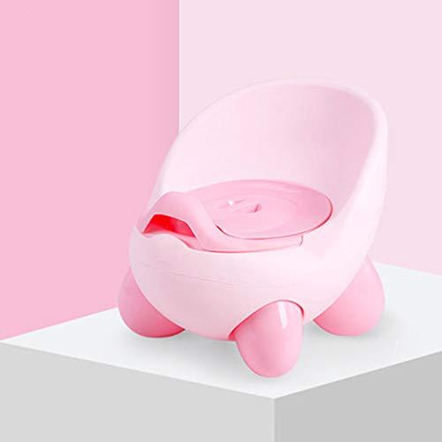 Bébé Toilette Cartoon Toilette Mignon Voyage Siège Enfant bébé Pot Portable Formation garçon Filles Fauteuil Pot Enfant Enfants WC,Rose