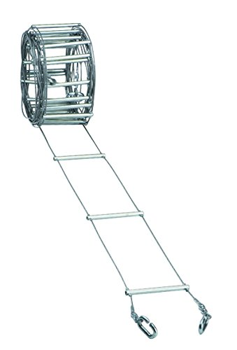 FADERS Escalera Metalica 5 M. (20 Cm) - Escalera
